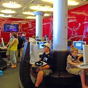 Интернет-кафе Кикерино
