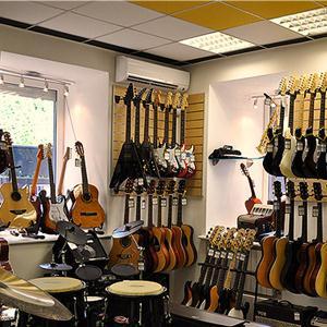 Музыкальные магазины Кикерино