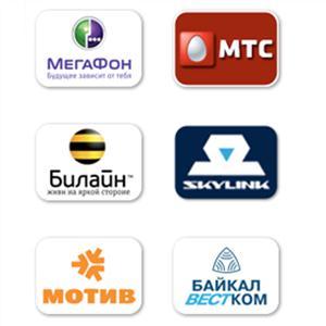 Операторы сотовой связи Кикерино