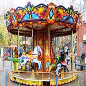 Парки культуры и отдыха Кикерино