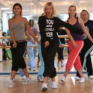 Школы танцев Кикерино