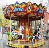 Парки культуры и отдыха в Кикерино