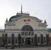 Железнодорожные вокзалы в Кикерино