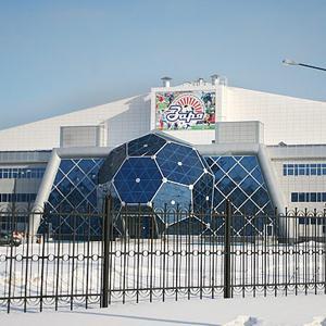 Спортивные комплексы Кикерино