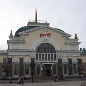 Железнодорожные вокзалы Кикерино